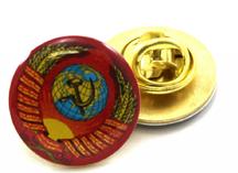 Значок заливной с советской символикой