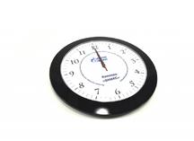 """настенные часы для компании """"Газпром Нефть"""""""