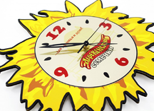 Настенные часы с индивидуальным дизайном