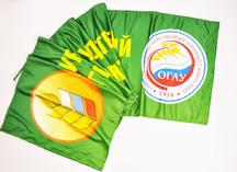 Растяжка из ткани с сублимационным нанесением изображения для ОГАУ