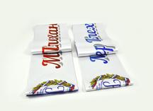 Ленты наградные с полноцветной печатью