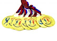 """медали для участников танцевального ансамбля """"Щелкунчик"""""""