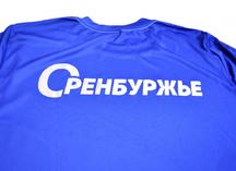 термоперенос на футболку
