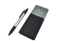 Uf-печать. Подарочный набор - портативный аккумулятор и ручка