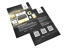 Буклеты для Mitsubishi Motors