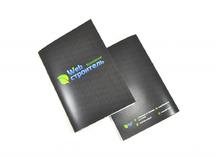 корпоративные блокноты для компании Веб-Строитель