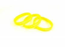 силиконовые браслеты с нанесением надписи