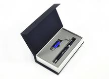 набор: флешка и ручка, нанесение  UF-печать