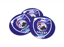 магниты для спортивного клуба айкидо