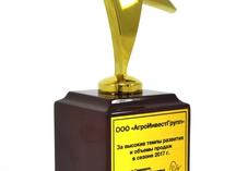 Награда для АгроИнвестГрупп