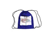 Сумка-рюкзак для волонтеров. Текстиль, сублимационное нанесение рисунка.