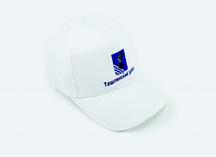 бейсболка белая с гербом Ташлинского района
