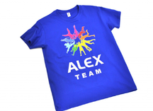 Цветные х/б футболки с полноцветным нанесением.