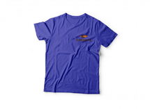 футболка цветная с рисунком