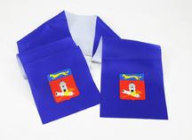 шарф с гербом Тоцкого района