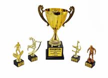 Фигурки наградные для турнира по футболу