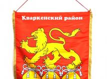 Штандарт для Кваркенского района