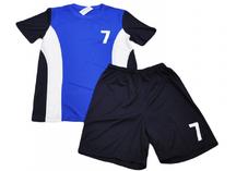 Футбольная форма, сублимация