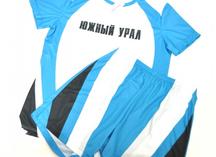 """Форма футбольная, модель """"Лазурь"""""""