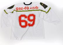 """Свитер хоккейный для клуба """"ГАЗ-69"""""""