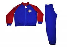 тренировочный костюм из футера для Союза ММА России