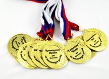медали универсальные с прозрачными шильдами