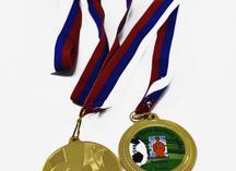 Медали для турнира по футболу