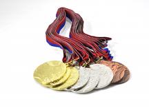 Медали, плавание
