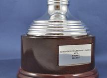 Основание кубка премиум-класса, шильда с сублимацией