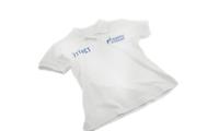 футболка поло с нанесением логотипа