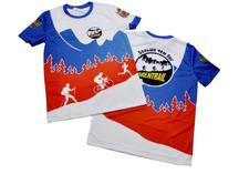 Сублимационные футболки для Orentrail
