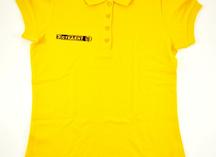футболка поло с нанесением изображения