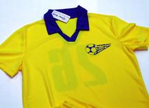 футбольная форма с логотипом ФК Зенит